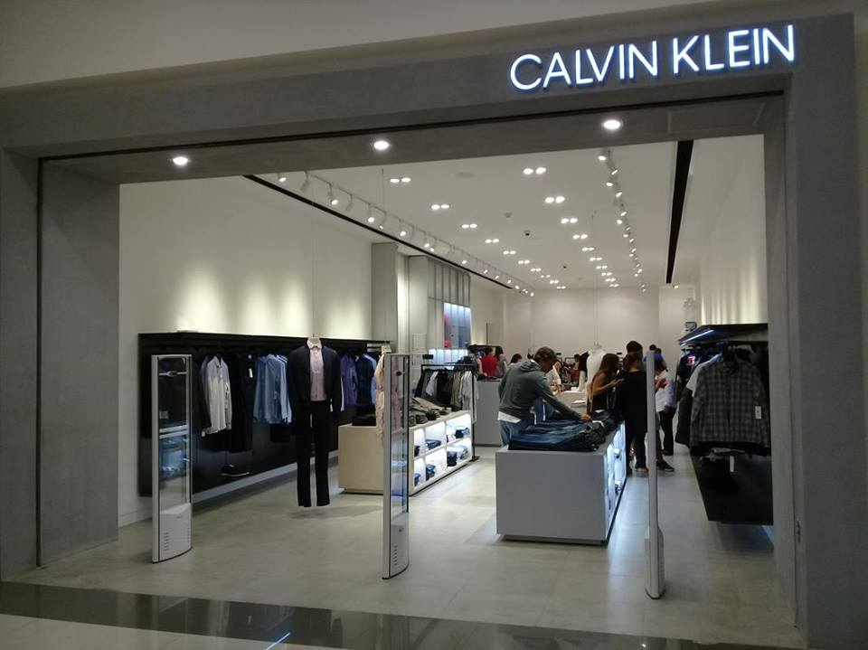 calvin klein - Calvin Klein inauguró primera tienda en Bolivia