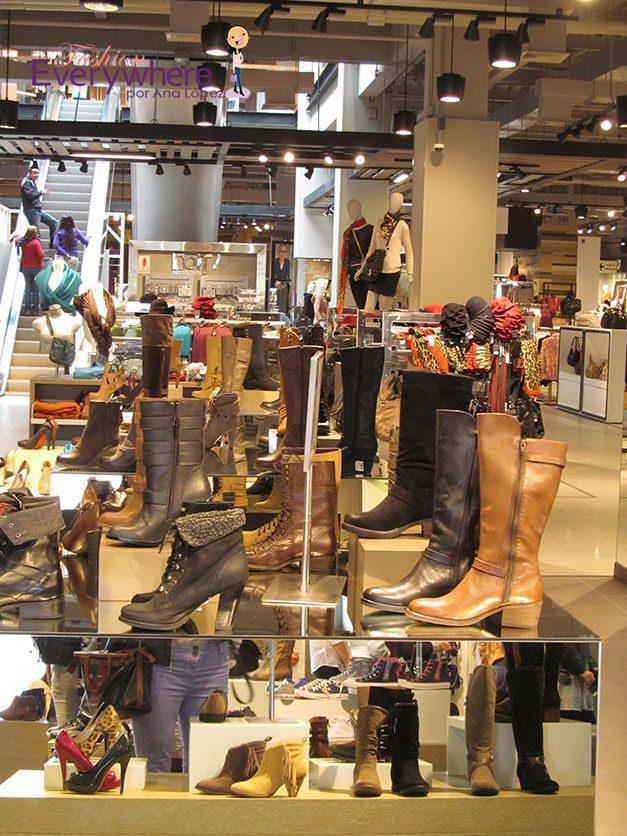 calzado PARIS_Ana_López_tienda_Perú_Plaza_Lima_Norte