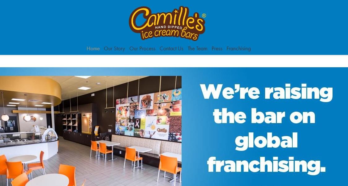 camilles 1 - Camille's busca tener primer local franquiciado en Perú