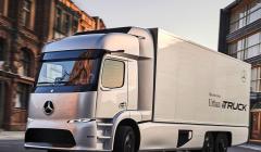 camiones electricos urban etruck logistica