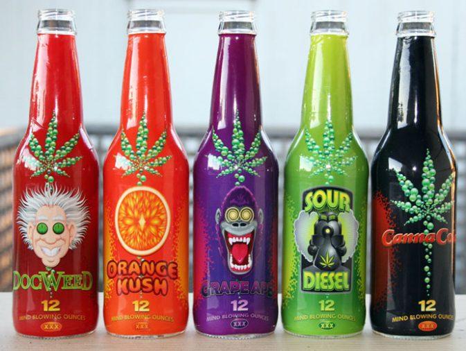 cannabis 1 - Cannabis: El producto que revolucionará las bebidas