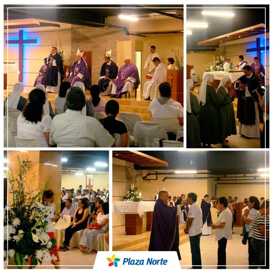 capilla plaza norte - ¿Por qué las iglesias entran en los centros comerciales?