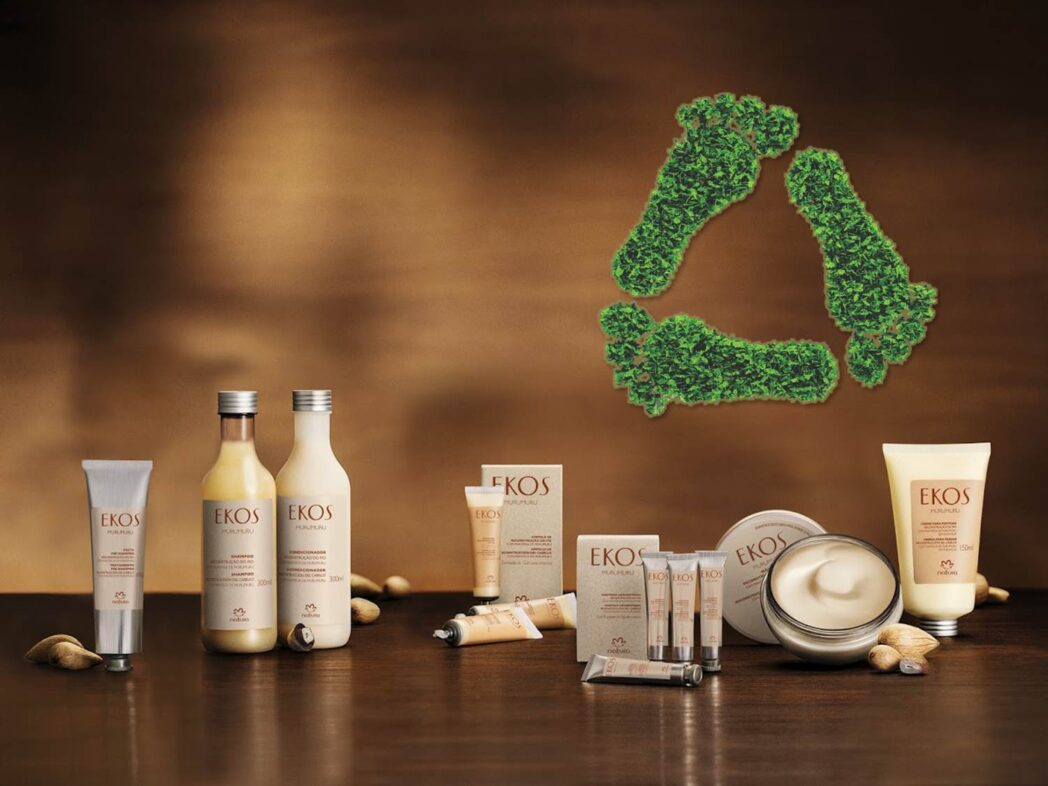 Natura la más sustentable del mundo en el sector de cosmética y cuidado personal