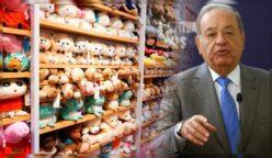 carlos slim miniso 248x144 - El multimillonario Carlos Slim será dueño de la tercera parte de Miniso