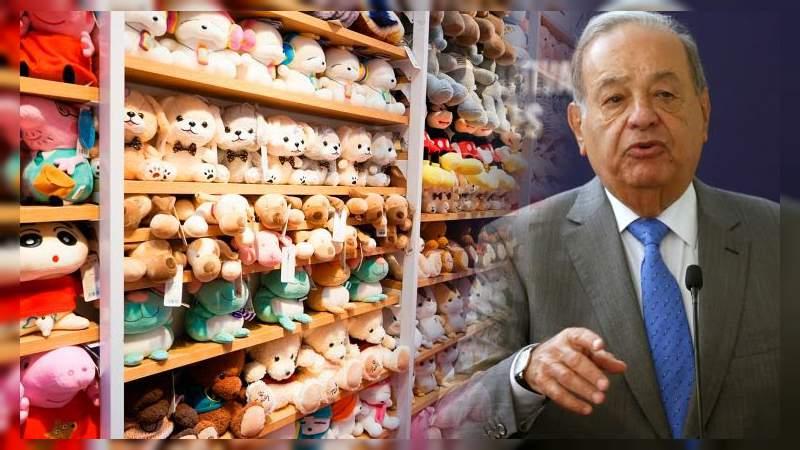 carlos slim miniso - El multimillonario Carlos Slim será dueño de la tercera parte de Miniso