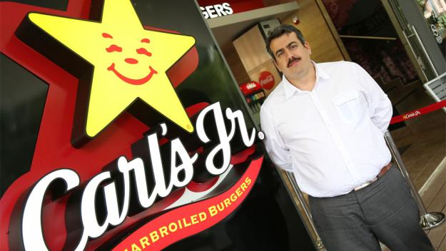 carls jr colombia