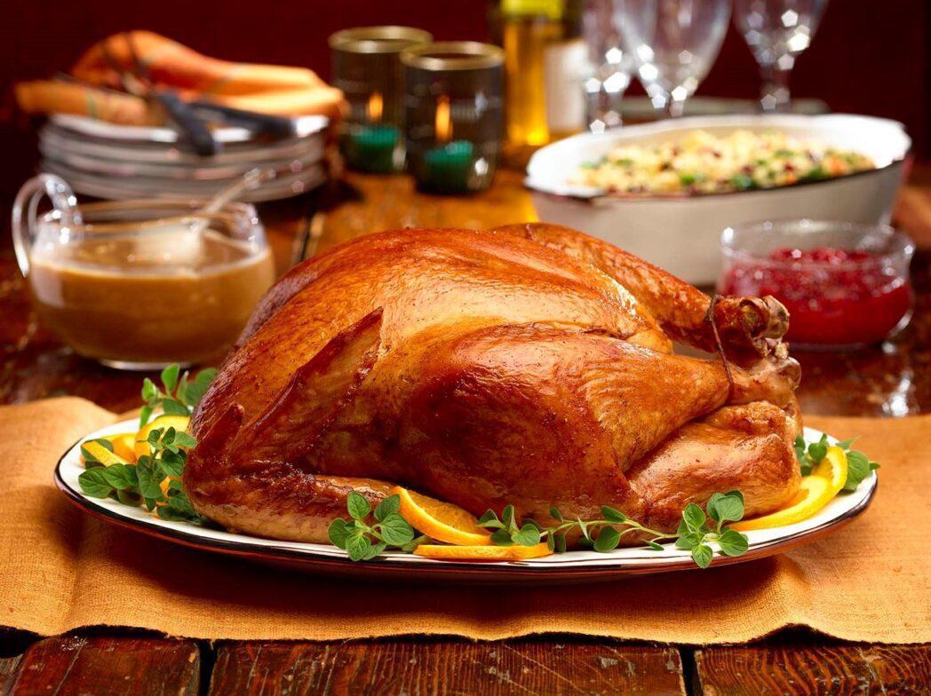 Oferta de pavo en Navidad representa el 62% de la producción nacional