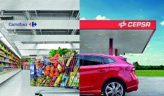 carrefour cepsa 1 240x140 - Las tiendas de conveniencia cambian la cara a las gasolineras en Europa