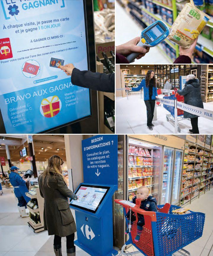 """carrefour compras 1 1 - Carrefour: """"Nuestro objetivo es posicionarnos a la vanguardia en las tendencias de consumo digital"""""""