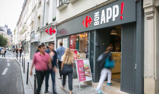 carrefour convenience store - Carrefour abriría 2.000 tiendas de conveniencia en Europa