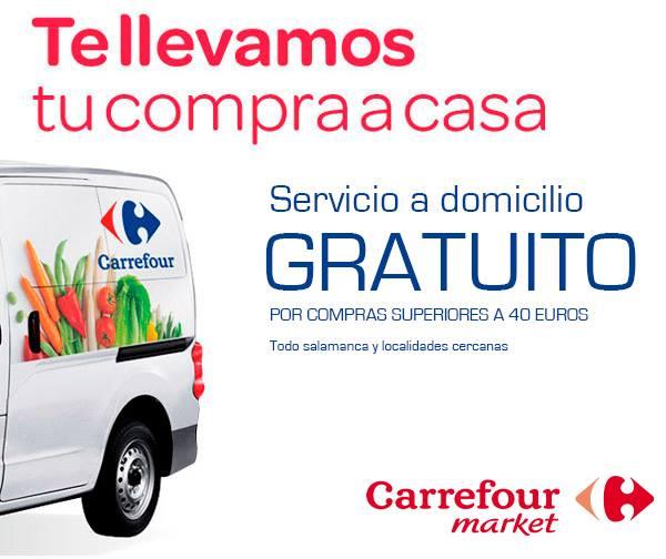 carrefour delivery españa - Carrefour apuesta por las entregas a domicilio en España