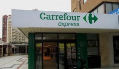 """carrefour express 2 240x140 - Franquiciados llevan a Carrefour a los tribunales por """"estafa, coacción y amenazas"""""""