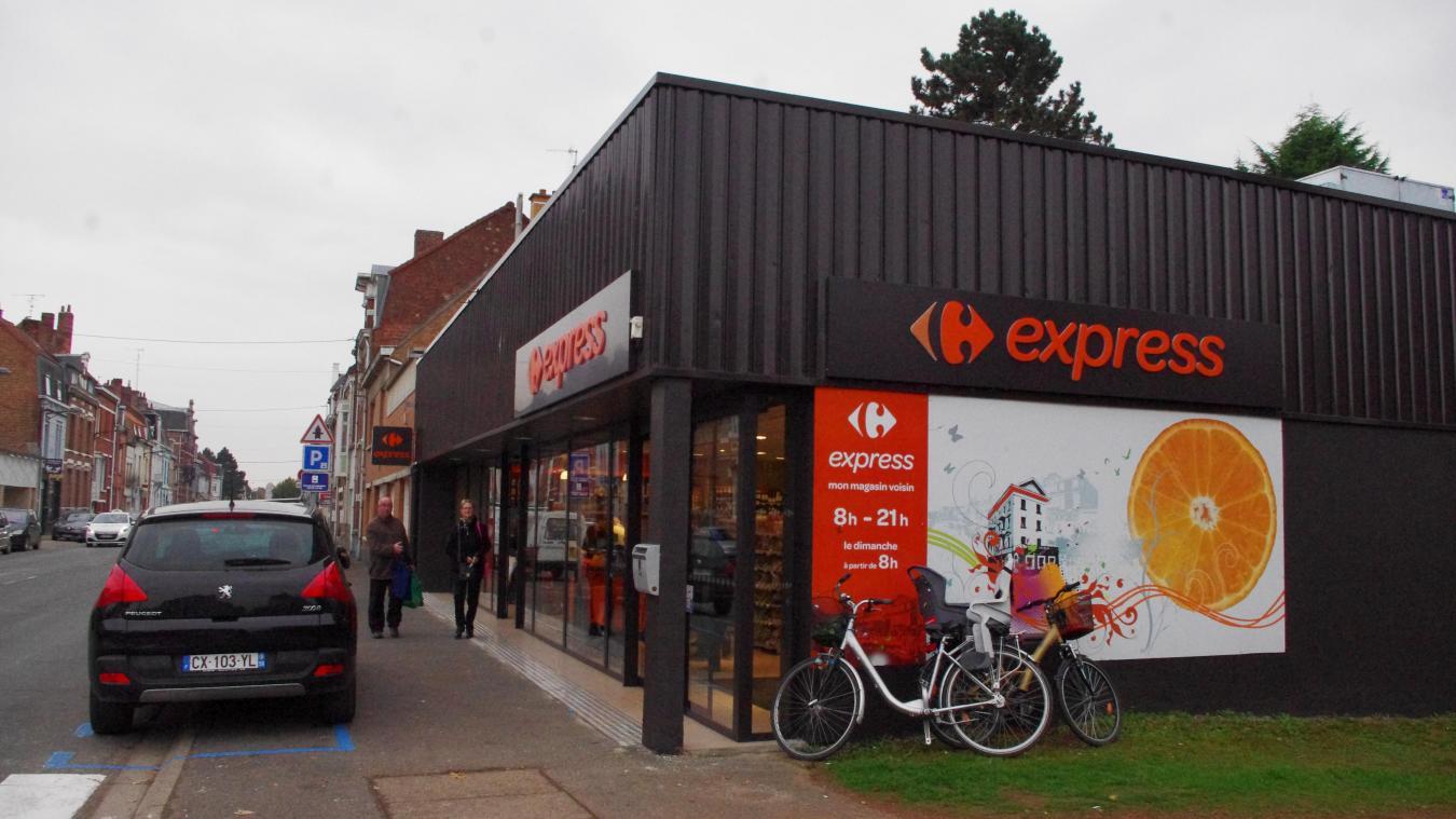 carrefour express 23 - Europa: Carrefour cerrará 243 supermercados en Francia
