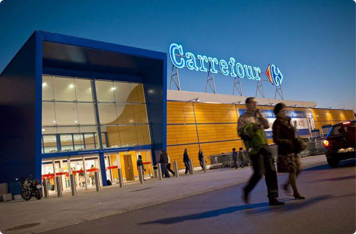 carrefour francia - Los planes de Carrefour en Francia