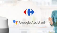 carrefour google assistant 240x140 - Google y Carrefour firman acuerdo de comercio alimentario