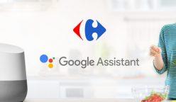 carrefour google assistant 248x144 - Google y Carrefour firman acuerdo de comercio alimentario