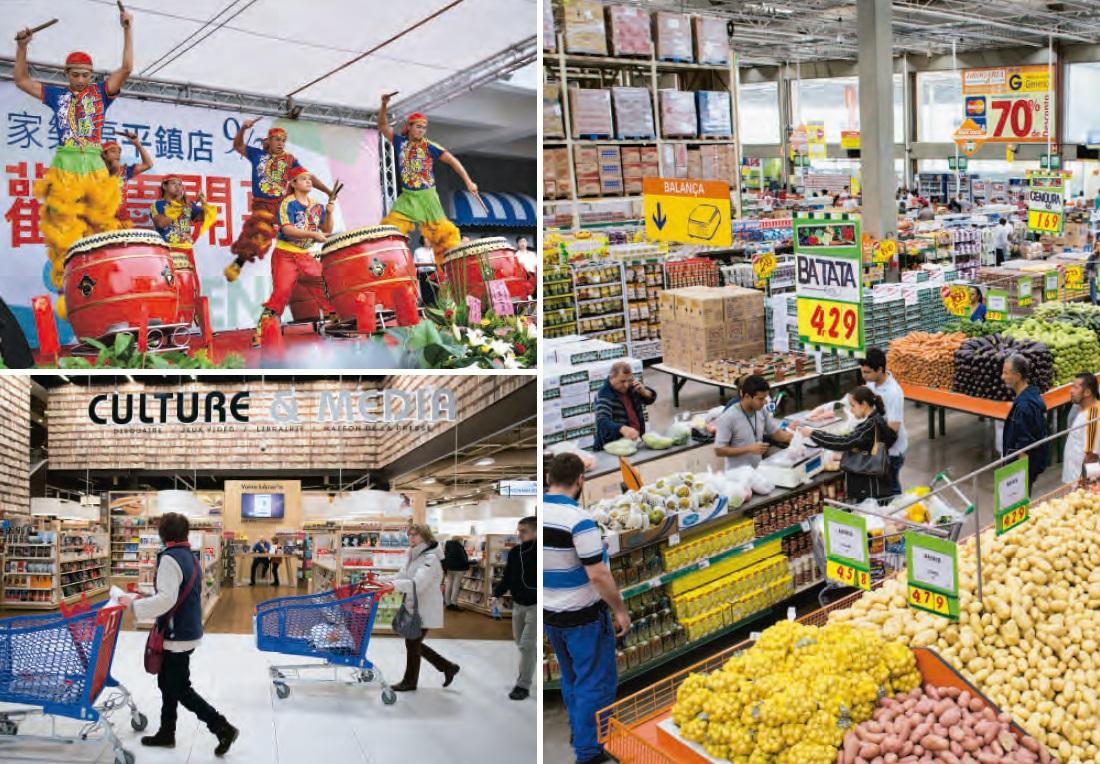 carrefour supermarket - Carrefour quiere liderar el nuevo modelo de distribución alimentaria