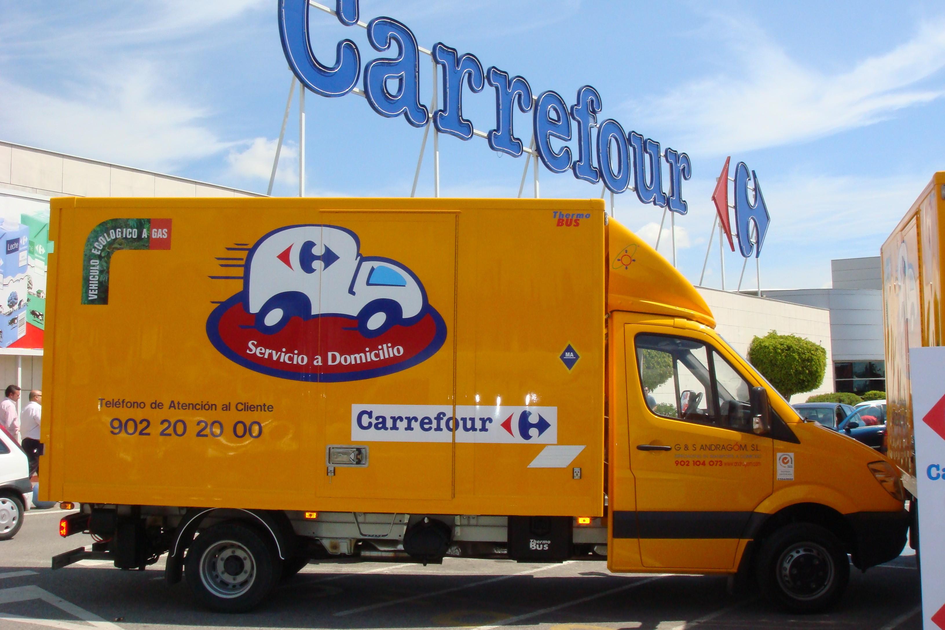 carrefour 3 delivery - Carrefour apuesta por las entregas a domicilio en España