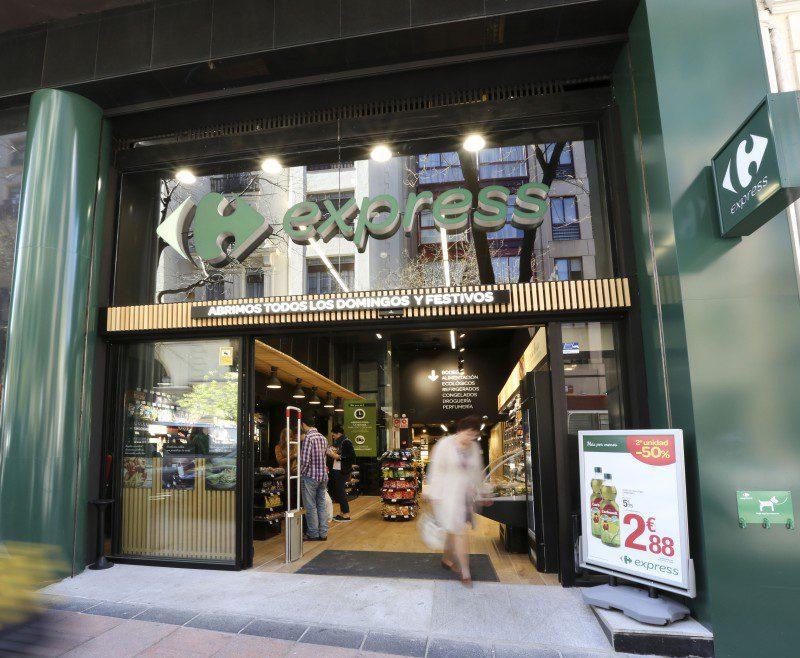 carrefour express hermosilla 39 - Carrefour aumenta sus ventas en 7,2% durante el 2017 en España