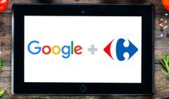 carrefour google 240x140 - Carrefour y Google se unen para hacerle frente a Amazon