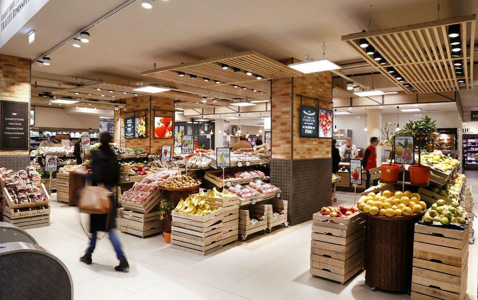 carrefour market 2 1 - Carrefour Market, el mejor supermercado europeo