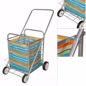 carritos de comrpa - Estas son las opciones para reemplazar las bolsas de plástico
