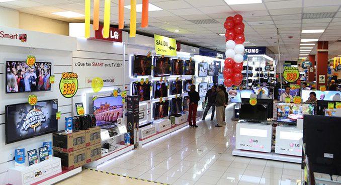 carsa tienda - Carsa planea abrir 6 locales en el interior del Perú este año