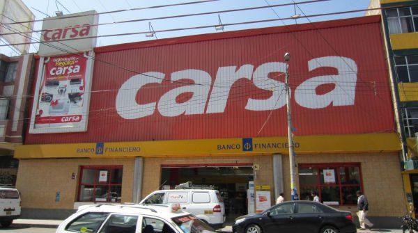 carsa - 2017: Retailers con más sanciones en el Perú