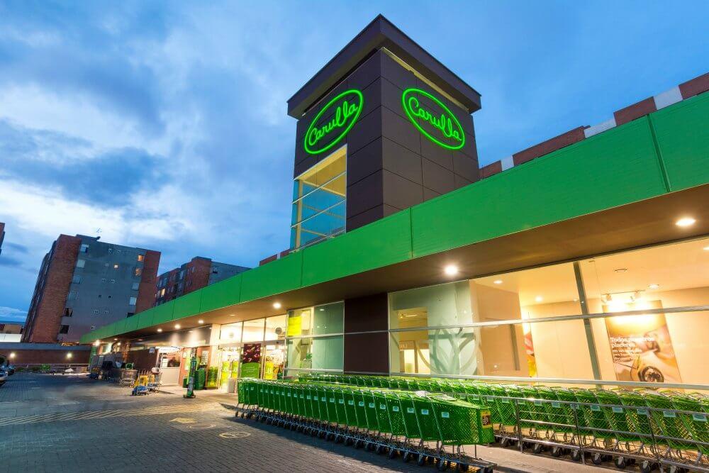 carulla exterior - Hoy abre el Grupo Éxito nuevo supermercado Carulla FreshMarket en Medellín