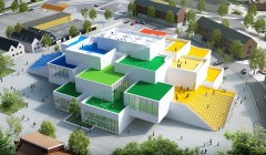 casa lego 240x140 - Casa Lego se inaugurará en septiembre en Dinamarca