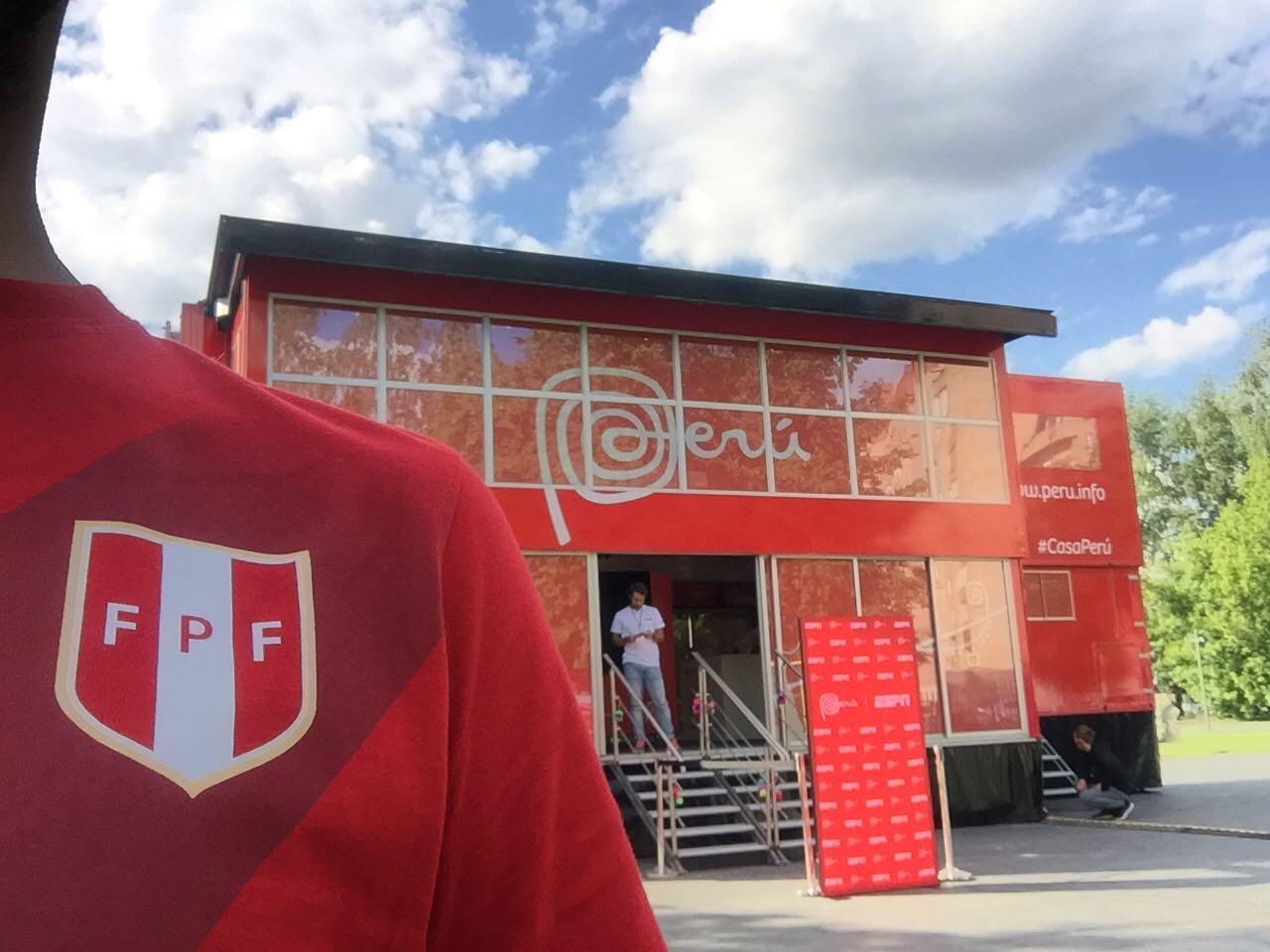 casa peru movil rusia 1 - La apuesta de Marca Perú en el Mundial Rusia 2018