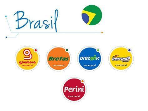 cencosud brasil marcas 1 - Cencosud estaría analizando vender su operación en Brasil