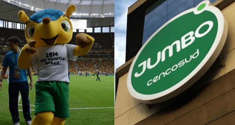 """cencosud fifa - Cencosud gana batalla judicial a la FIFA por uso indebido de la marca """"Brasil 2014"""""""