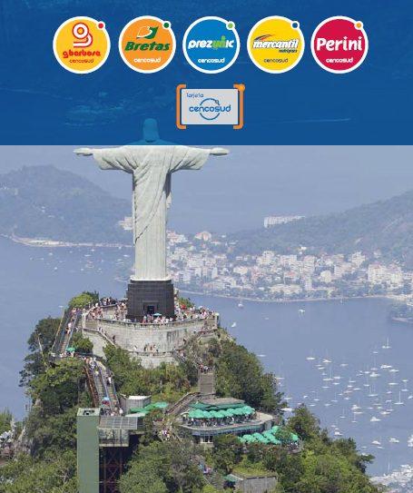 cencosud marcas brasil 1 - Cencosud estaría analizando vender su operación en Brasil
