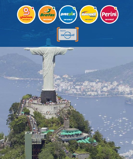 cencosud marcas brasil