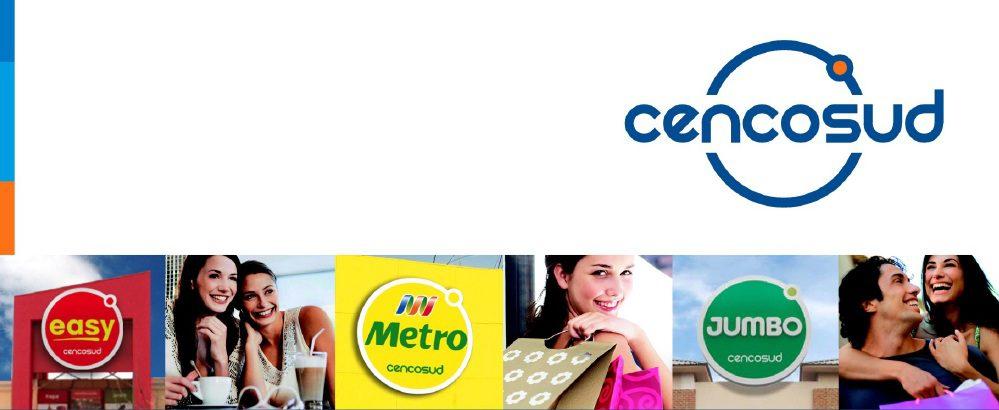 cencosud marcas region 1 - Ingresos de Cencosud disminuyen 6.9% en el segundo trimestre