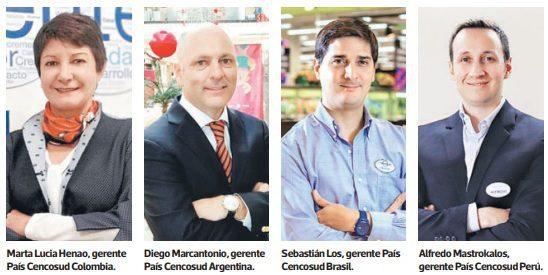 cencosud nuevos rostros - Alfredo Mastrokalos es el nuevo gerente País Cencosud Perú