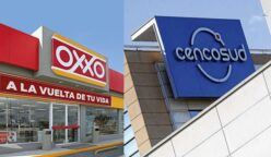 cencosud oxxo 248x144 - Solo 11 retailers latinoamericanos están entre los 250 más grandes del mundo