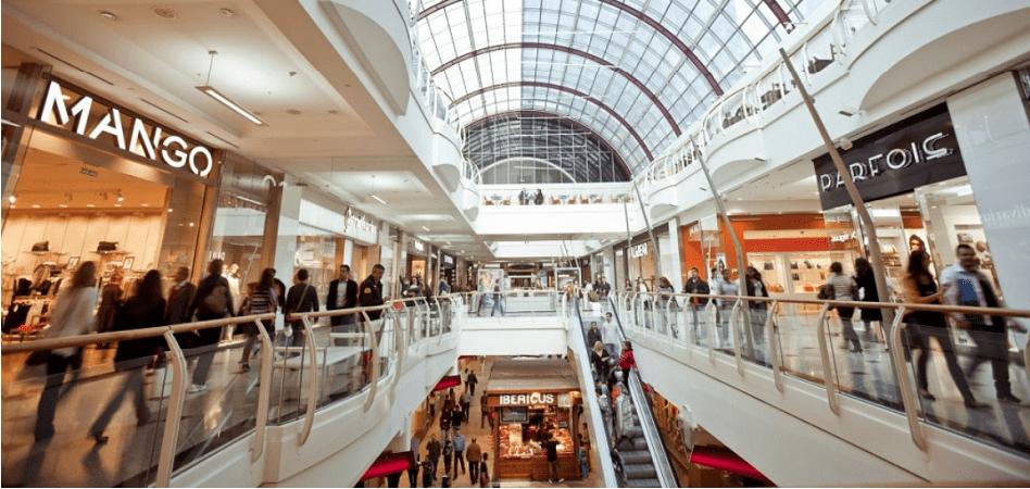 centro comercial 3 1 - Marcas globales ganan terreno en América Latina