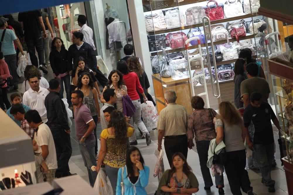 centro comercial 51 - Ecuador: El comercio es el 'as' de los ingresos en Quito