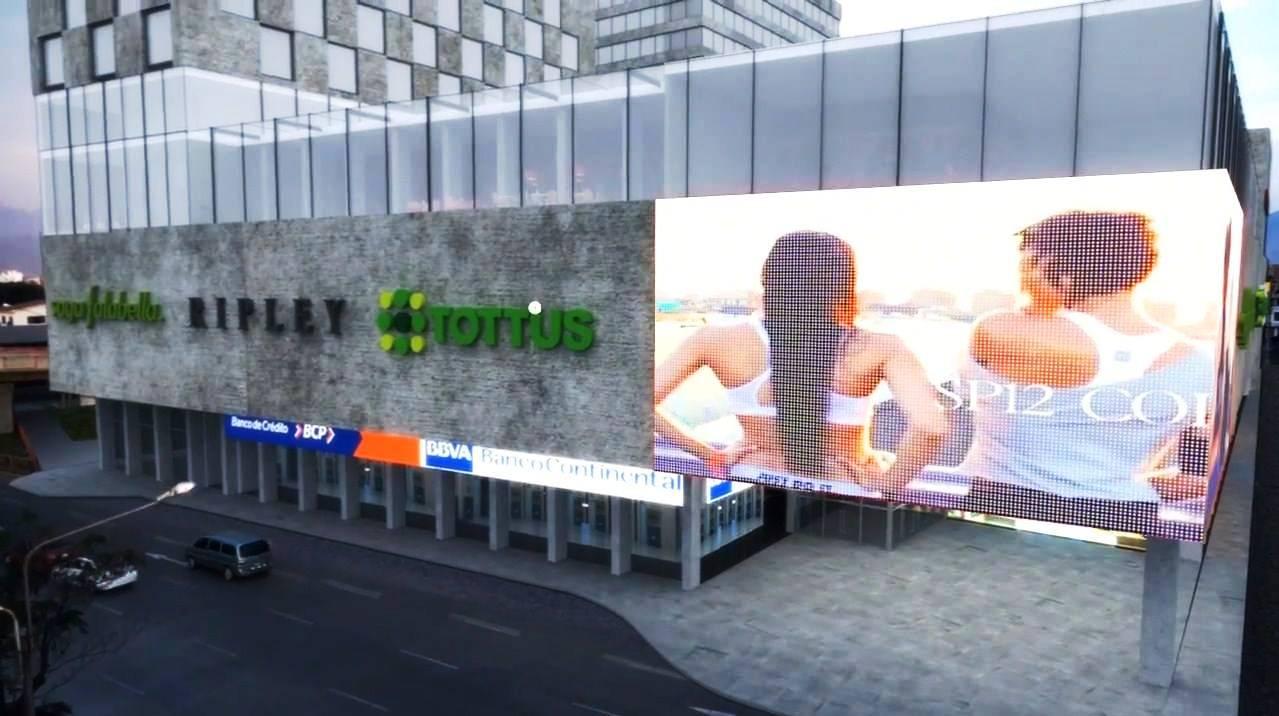 centro comercial Mansiche - Malls de MegaPlaza y Lindley en proyecto para abrir en Trujillo