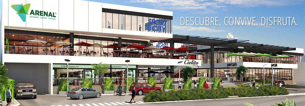 centro comercial arenal - Centro comercial Arenal abriría en junio en México