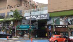 centro comercial caminos del inca