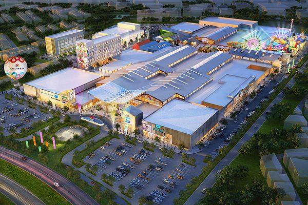 centro comercial cholula - México tendrá 5 mega centros comerciales en el 2018