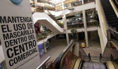 centro comercial covid19