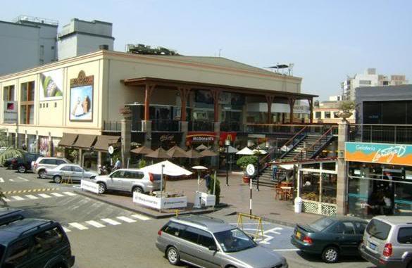 centro comercial el polo