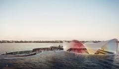 centro comercial flotante 240x140 - Conoce el nuevo centro comercial flotante que estará en Estados Unidos