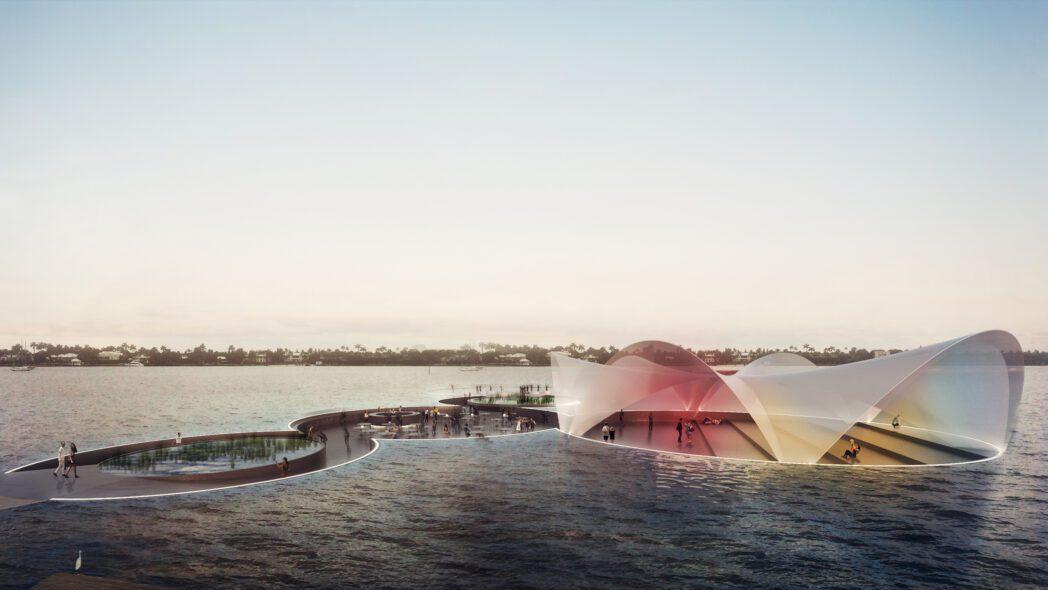 centro comercial flotante - Conoce el nuevo centro comercial flotante que estará en Estados Unidos