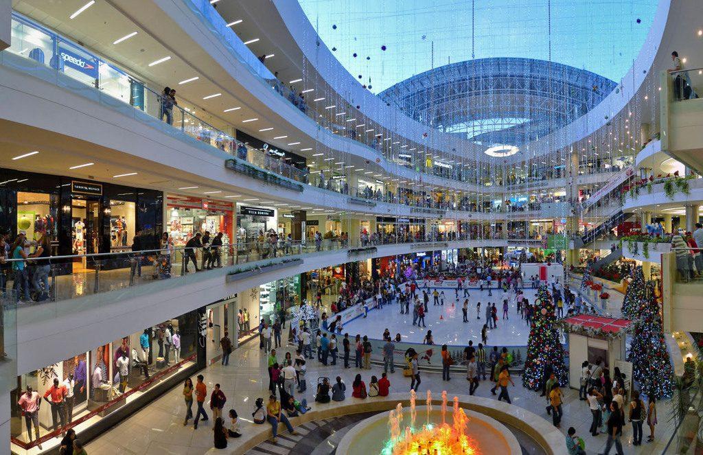 centro comercial santa fe - Centros comerciales de Buenos Aires siguen incrementando sus ventas