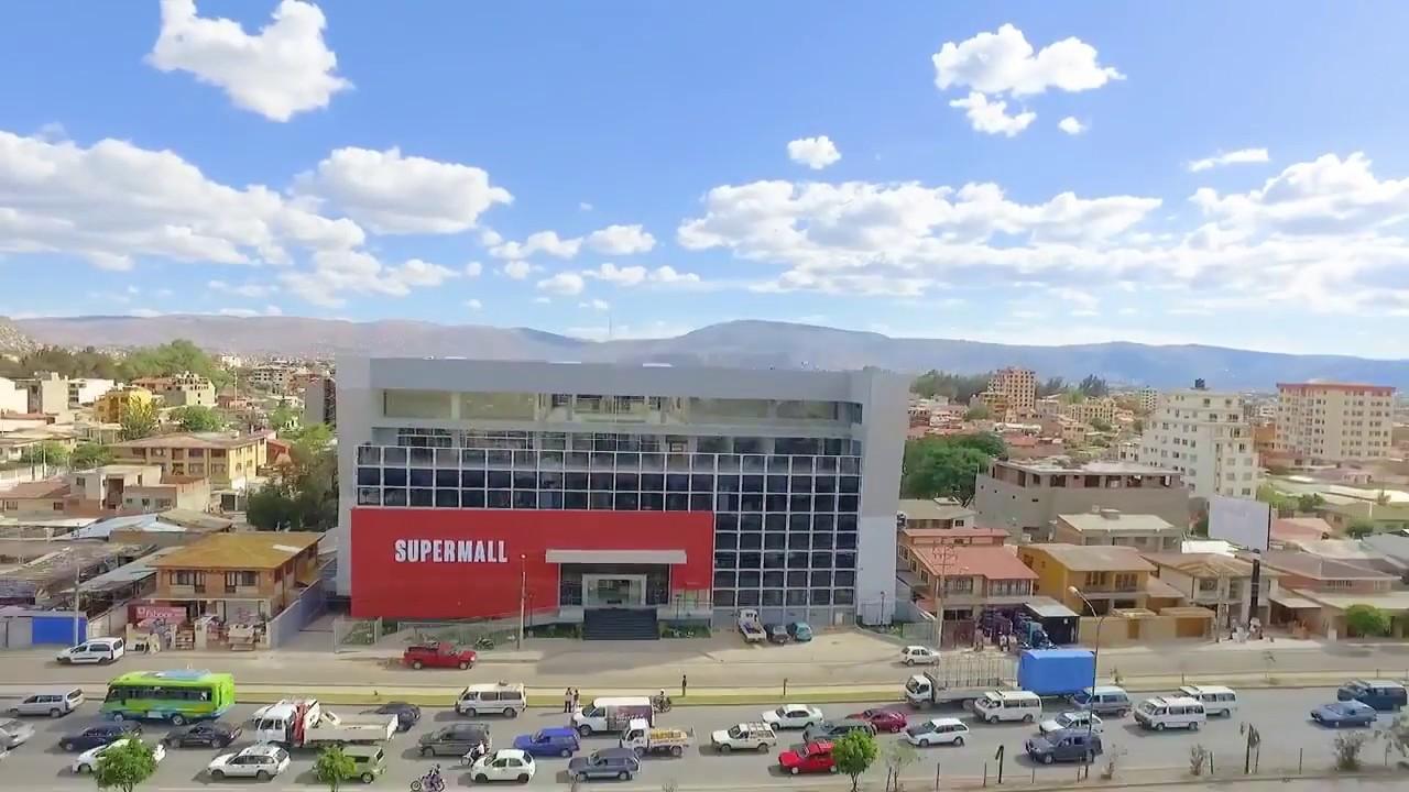 centro comercial supermall bolivia cochabamba - ¿Por qué en Latinoamérica se construyen más malls y en EE.UU. están desapareciendo?